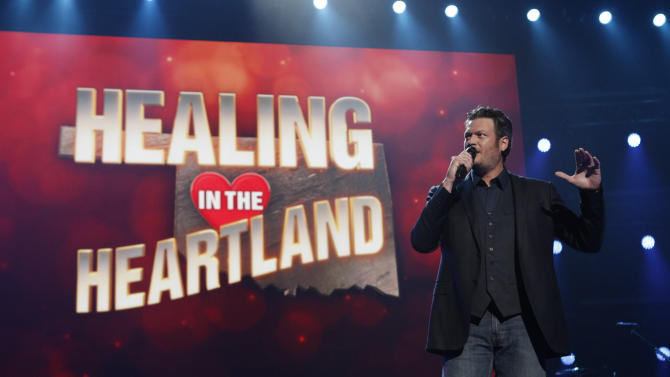 Televised tornado relief concert raises $6 million