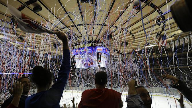 Rangers overcome rough start to reach Cup finals