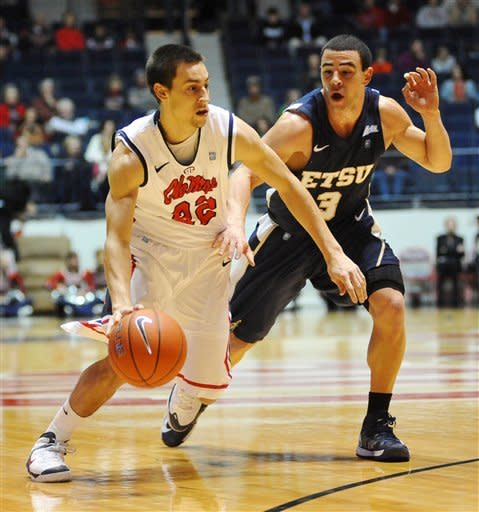 Mississippi defeats East Tennessee State 77-55