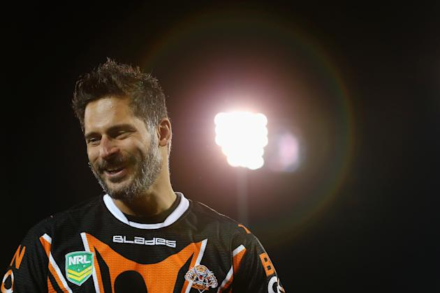 NRL Rd 20 - Wests Tigers v Sea Eagles