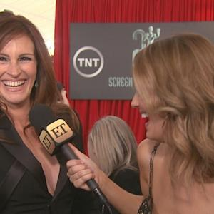 Julia Roberts: People Were Nicer When I Was Starting Out in Hollywood