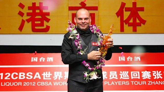 Stuart Bingham wins Asian PTC 1 2012