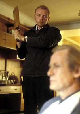 Simon Pegg in Rogue Pictures' Shaun of the Dead