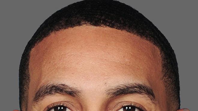 Kevin Martin Basketball Headshot Photo