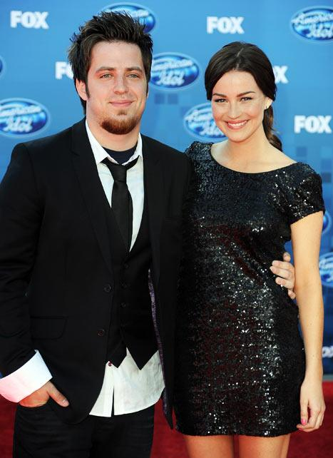 American Idol's Lee DeWyze Marries Jonna Walsh!