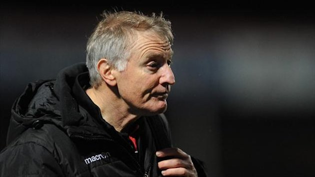 Alan Solomons felt his side were the real deal against Perpignan