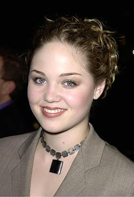 Premiere: Erika Christensen at the Beverly Hills premiere of USA Films' Traffic - 12/14/2000