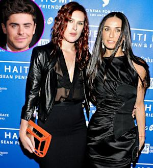 "Zac Efron on Demi Moore: ""I Hope She's Doing Okay"""