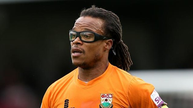 Edgar Davids, Barnet (PA Photos)