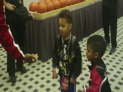 CP3 and Son