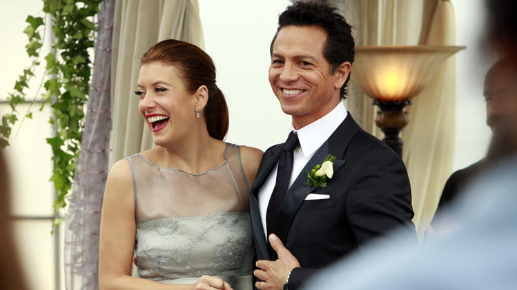 "TV Weddings - Addison Montgomery and Jake Reilly: ""Private Practice"" (2013)"