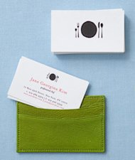 Business Card Smarts