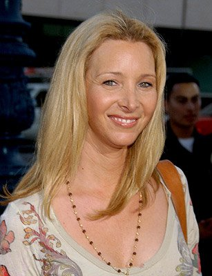 Lisa Kudrow at the Beverly Hills premiere of The Weinstein Company's Sicko