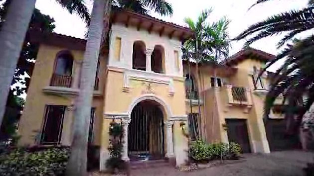 BofA Takes Squatter to Court Over $2.5M Mansion (ABC News)