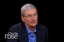 Apple CEO Tim Cook sits down with PBS's Charlie Rose to talk shop.