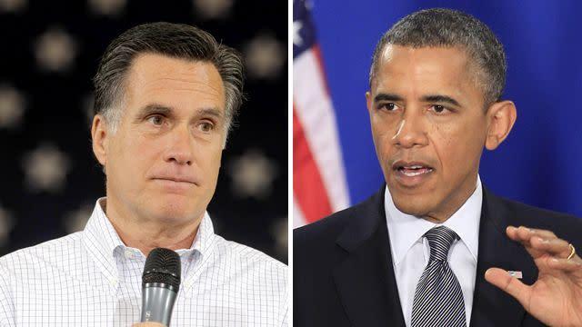Obama, Romney in dead heat ahead of DNC