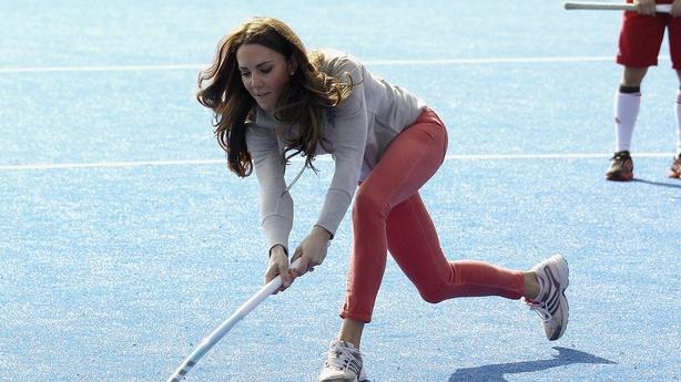 Kate Middleton Scores a Goal; George Clooney to Be Arrested