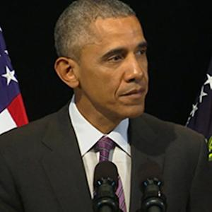Obama: 'We Don't Take This Work Lightly'