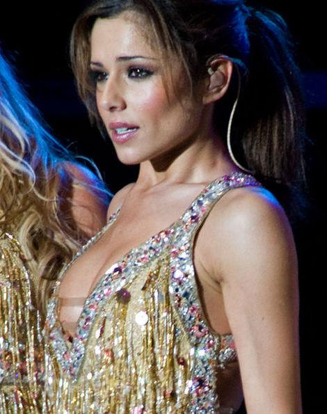 Cheryl Cole and Other Stars Who Love Christmas Sweaters