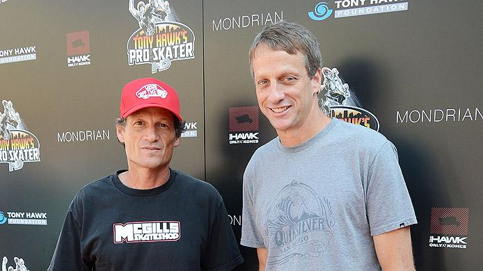 Tony Hawk, Mike McGill