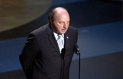 Dennis Franz 53rd Annual Emmy Awards - 11/4/2001