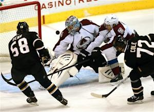 Stars beat Avalanche 5-2 for 2nd straight win