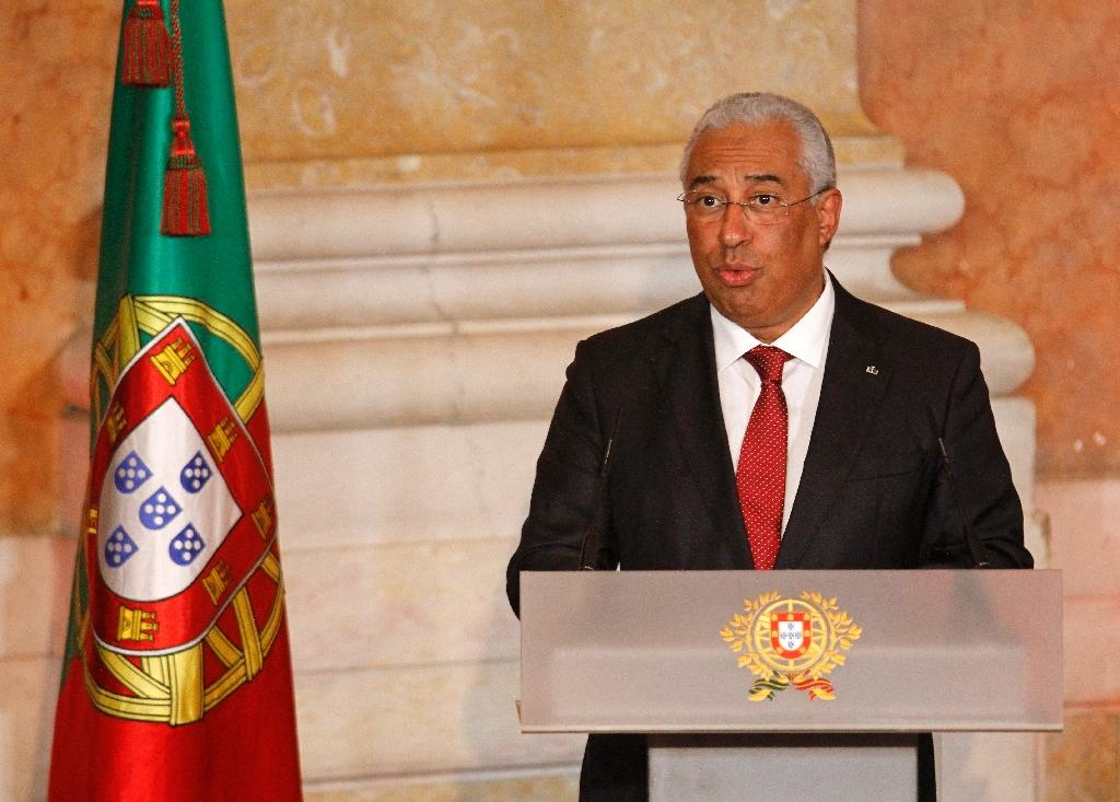 Portugal's new PM promises break with austerity