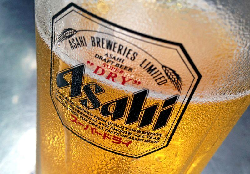 Japan's Asahi closes in on SABMiller's Peroni and Grolsch