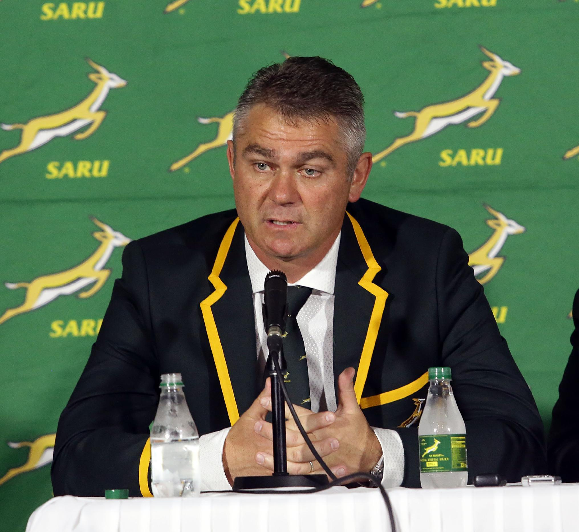 All 31 Boks will be fit for Japan: Meyer