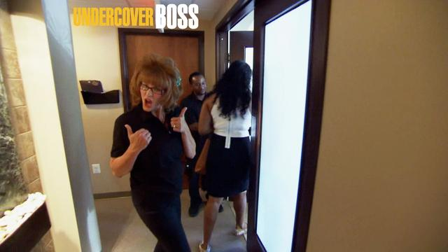 Undercover Boss - Thrown In With The Sharks