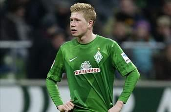 Werder Bremen loan was beneficial, says Chelsea midfielder De Bruyne