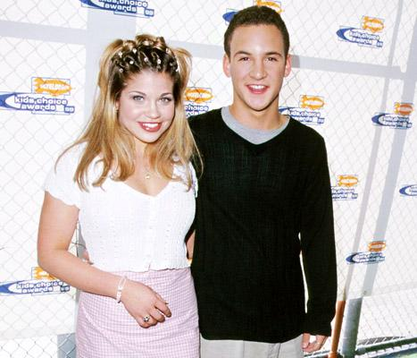 Girl Meets World to Give Ben Savage and Danielle Fishel a Son