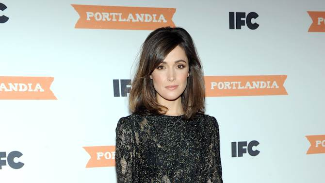 IMAGE DISTRIBUTED FOR IFC - Actress Rose Byrne attends the season 3 premiere event of IFC's Portlandia at the American Museum of Natural History on Monday, Dec. 10, 2012, in New York. The new season premieres on IFC on Jan. 4 at 10pm ET/PT. (Diane Bondareff/Invision for IFC/AP Images)