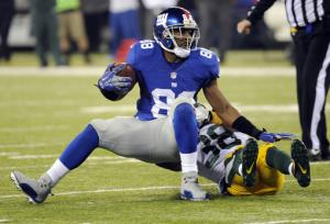 Indianapolis signs free-agent receiver Nicks