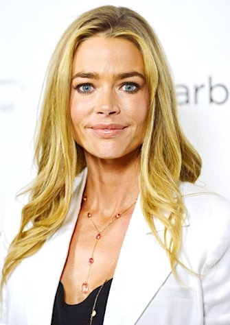 Denise Richards Mourns Death of Dog Hank, 13