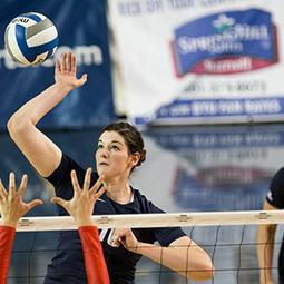 WCC Volleyball Player of the Week | November 17, 2014
