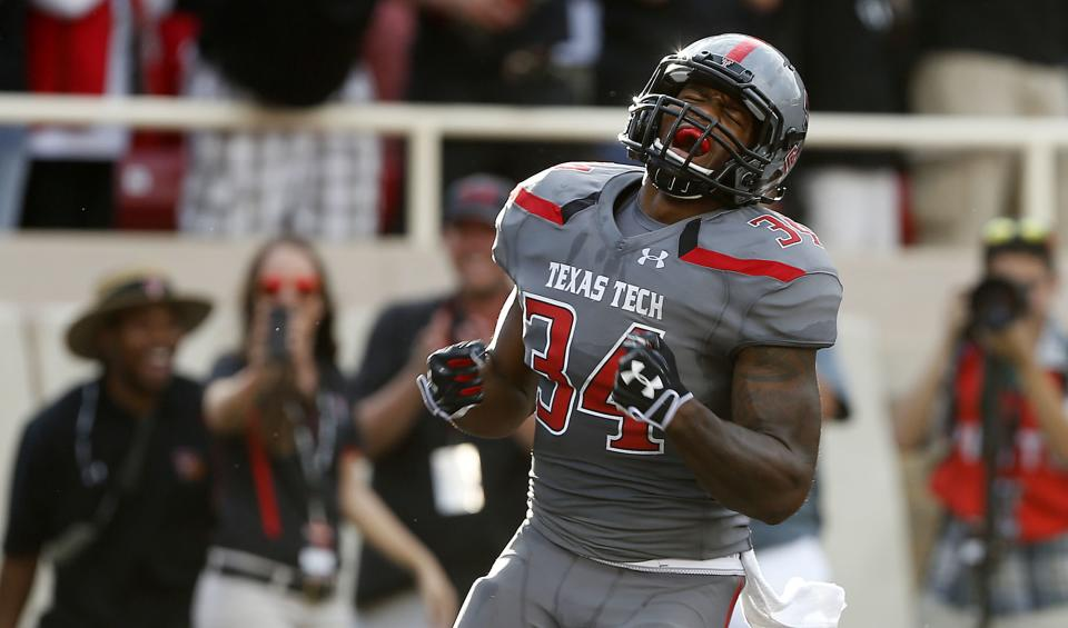 Texas Tech upends No. 24 TCU 20-10