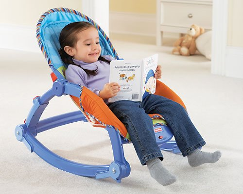 Newborn to Toddler Rocker by Fisher Price