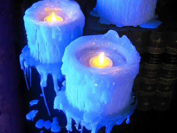 """Dripping"" Candles"