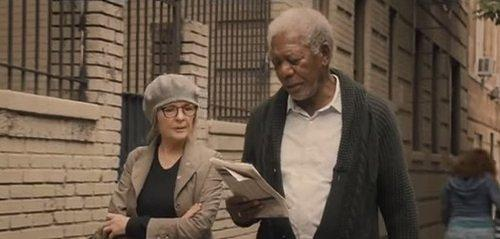 Video Interlude: Hollywood Takes On Brooklyn Real Estate in Latest Morgan Freeman and Diane Keaton Flick