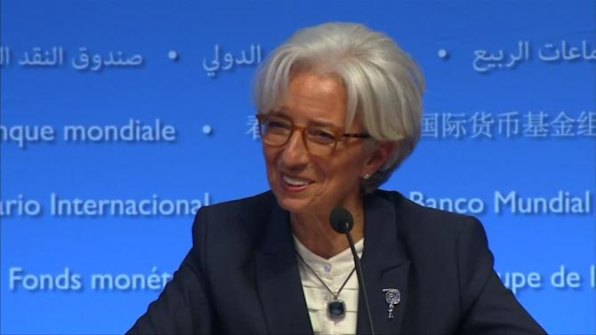 IMF's Lagarde says Ghana's IMF program likely to free up other lending