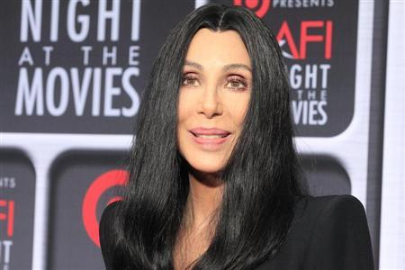 Actress Cher arrives at Target Presents AFI Night at the Movies in Hollywood