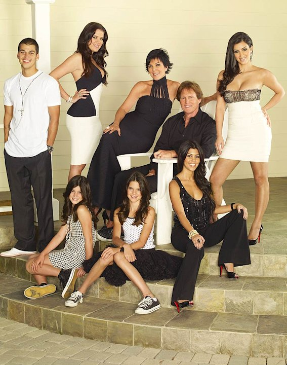 Keeping Up With The Kardashians Cast