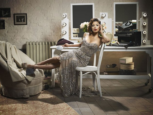 Eva Longoria Parker in the ABC series &quot;Desperate Housewives&quot; 