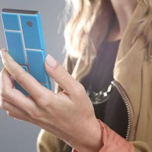 Build your own phone with Project Ara