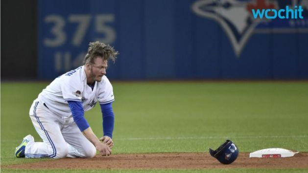 Blue Jays Drop First MLB Playoff Game in 22 Years