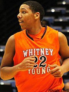 Whitney Young junior Jahlil Okafor — Rivals.com