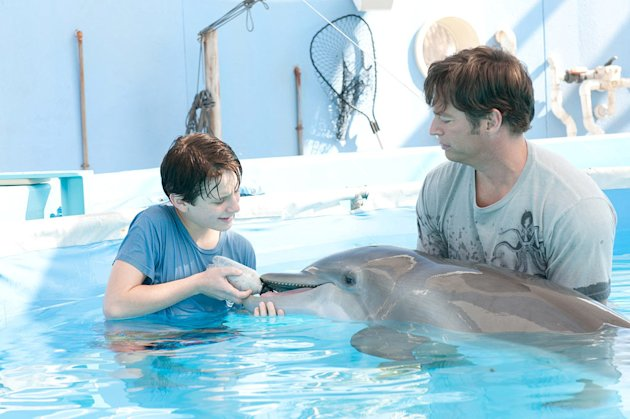 Dolphin Tale 2011 Warner Bros Pictures Harry Connick Jr Nathan Gamble
