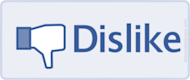 Responding to Criticism on Social Media image facebook dislike button 300x127