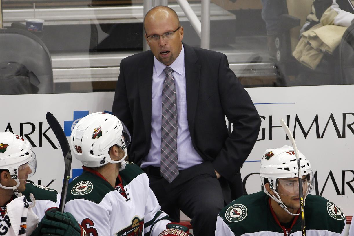 Wild fire Yeo following eighth consecutive loss; Torchetti hired as interim